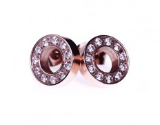 79105 Eternity studs rosegold