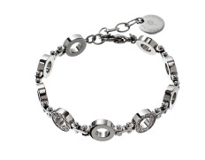 79161 Eternity multi bracelet steel