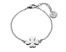78777 Lucky thin bracelet steel