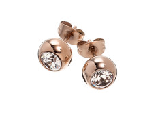 79930 Minerva studs rose gold