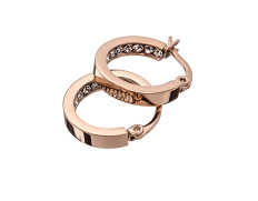 78900 Monaco rosegold earrings mini