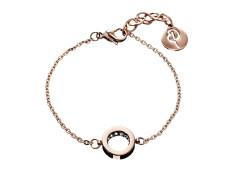 78905 Monaco rosegold thin bracelet