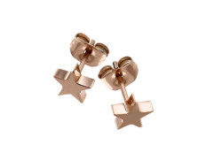 79404 Star studs rosegold
