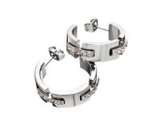 Laura earrings steel