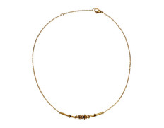Aija necklace gold