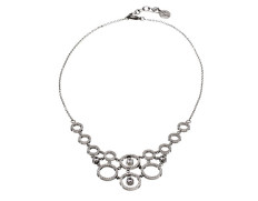 Liz necklace steel