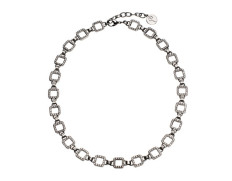 Do necklace cz steel