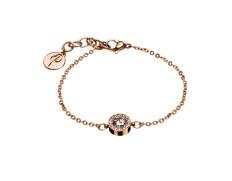 Thassos bracelet rose gold
