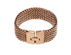 Lee bracelet 6-line rose gold