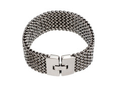 Lee bracelet 6-line steel