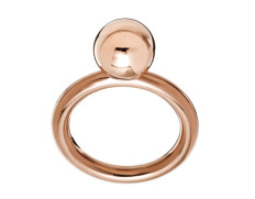 Grapes ring rose gold S