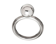 Grapes ring steel S