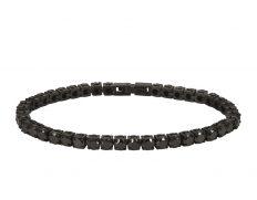 Glimra black bracelet